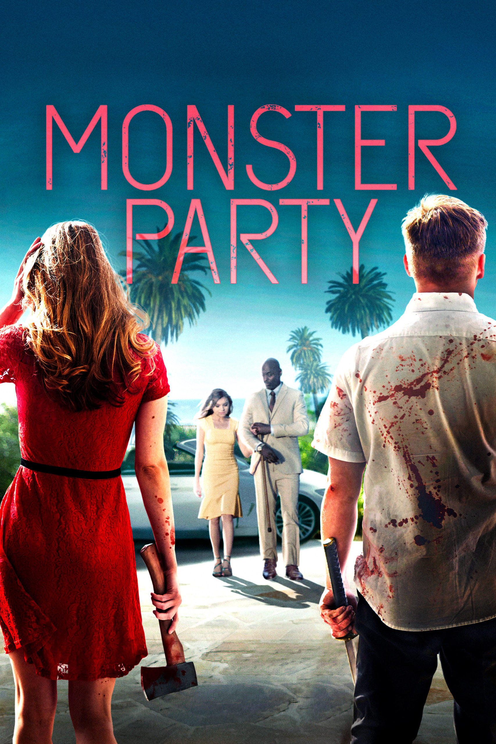 Regarder Monster Party en streaming gratuit