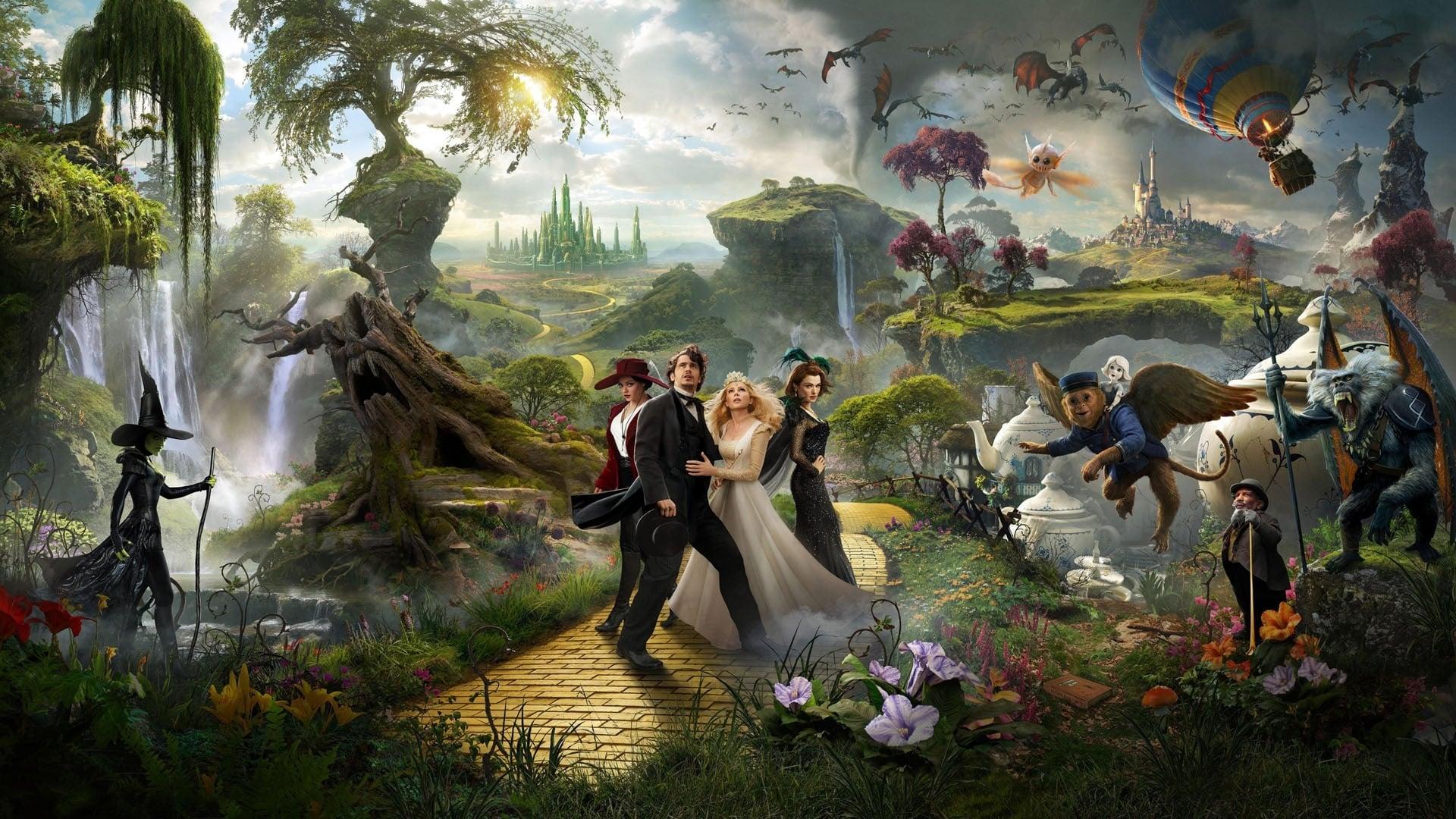 Regarder Le Monde fantastique d'Oz en streaming gratuit