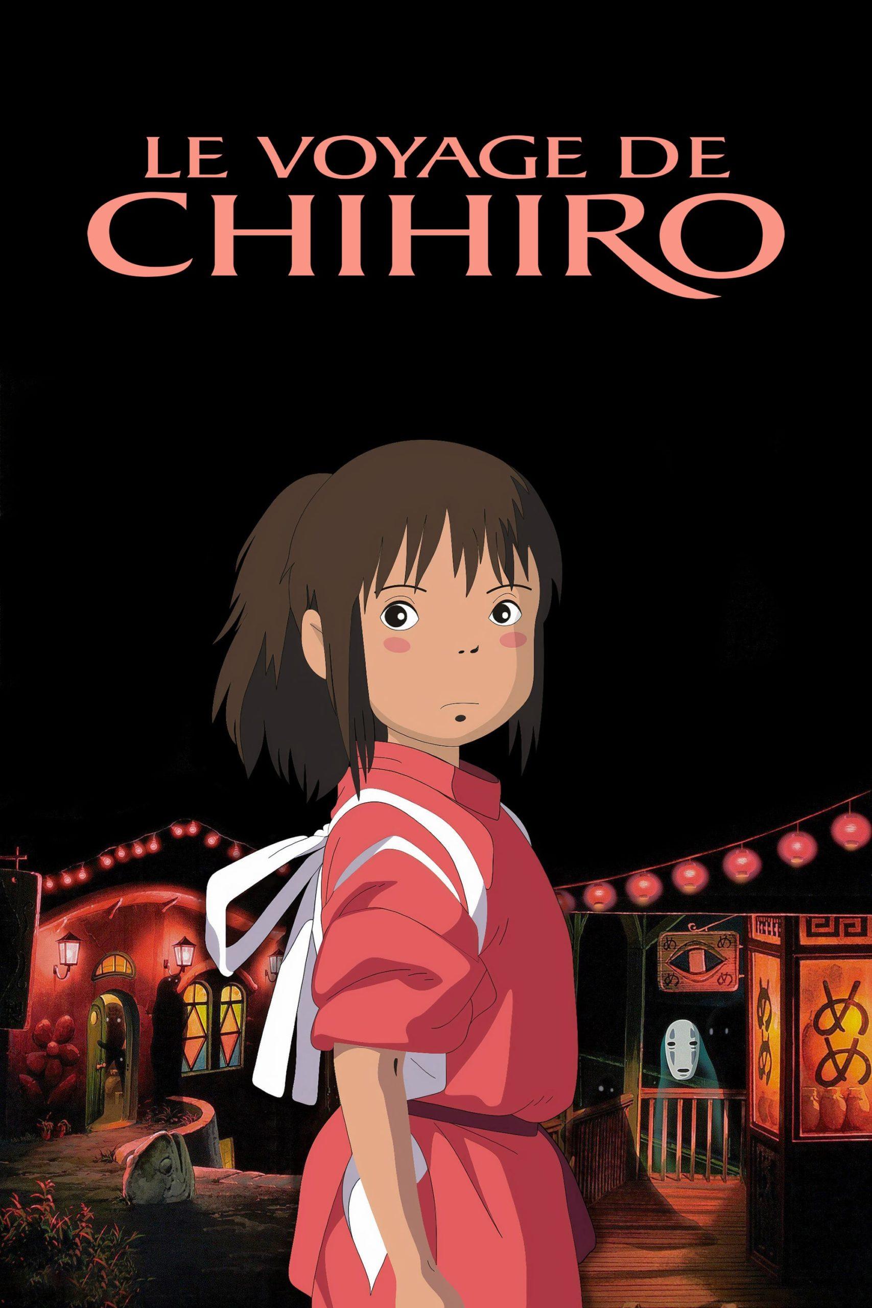 Regarder Le Voyage de Chihiro en streaming gratuit