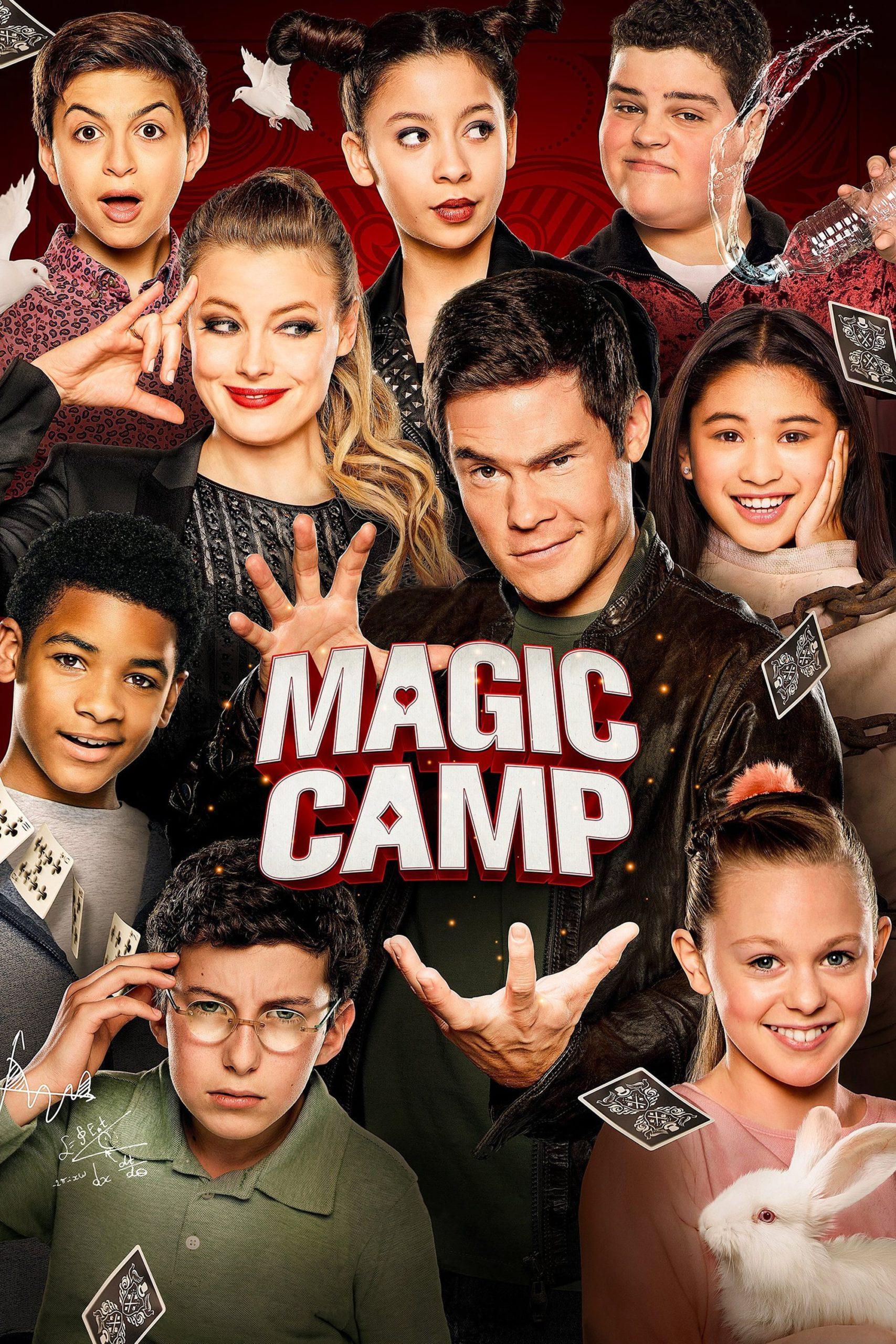 Regarder Magic Camp en streaming gratuit