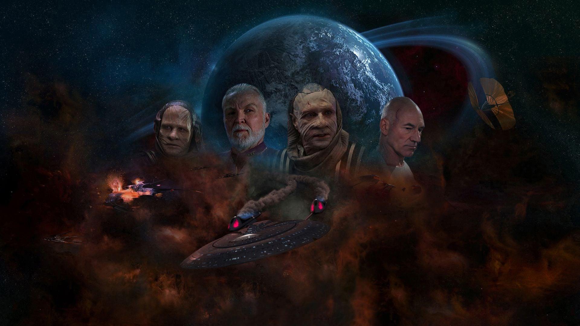 Regarder Star Trek : Insurrection en streaming gratuit