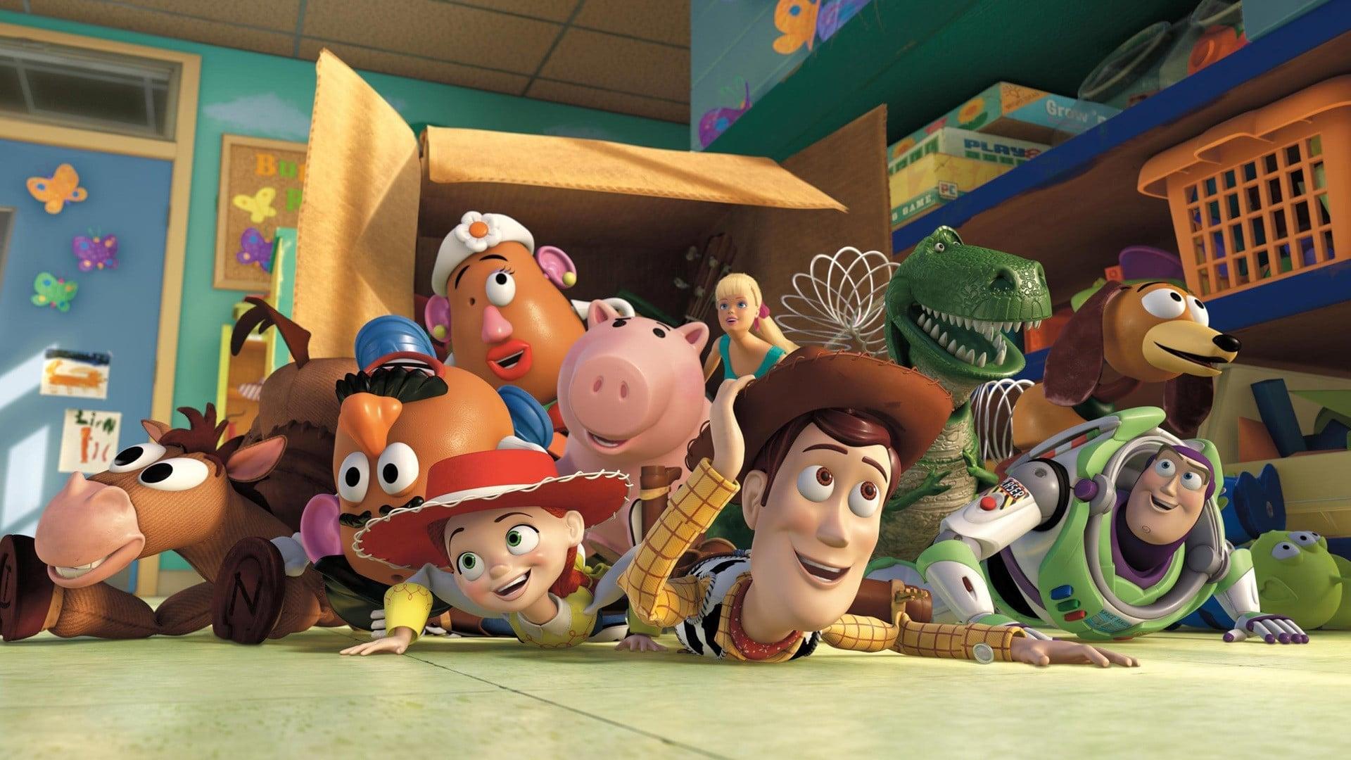 Regarder Toy Story 3 en streaming gratuit