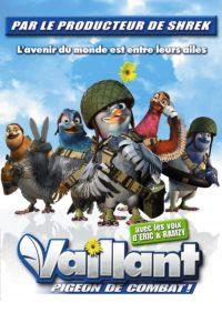 Vaillant, Pigeon de Combat !