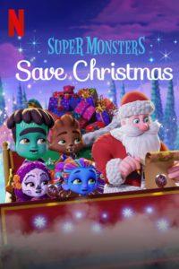 Les Super mini monstres sauvent Noël