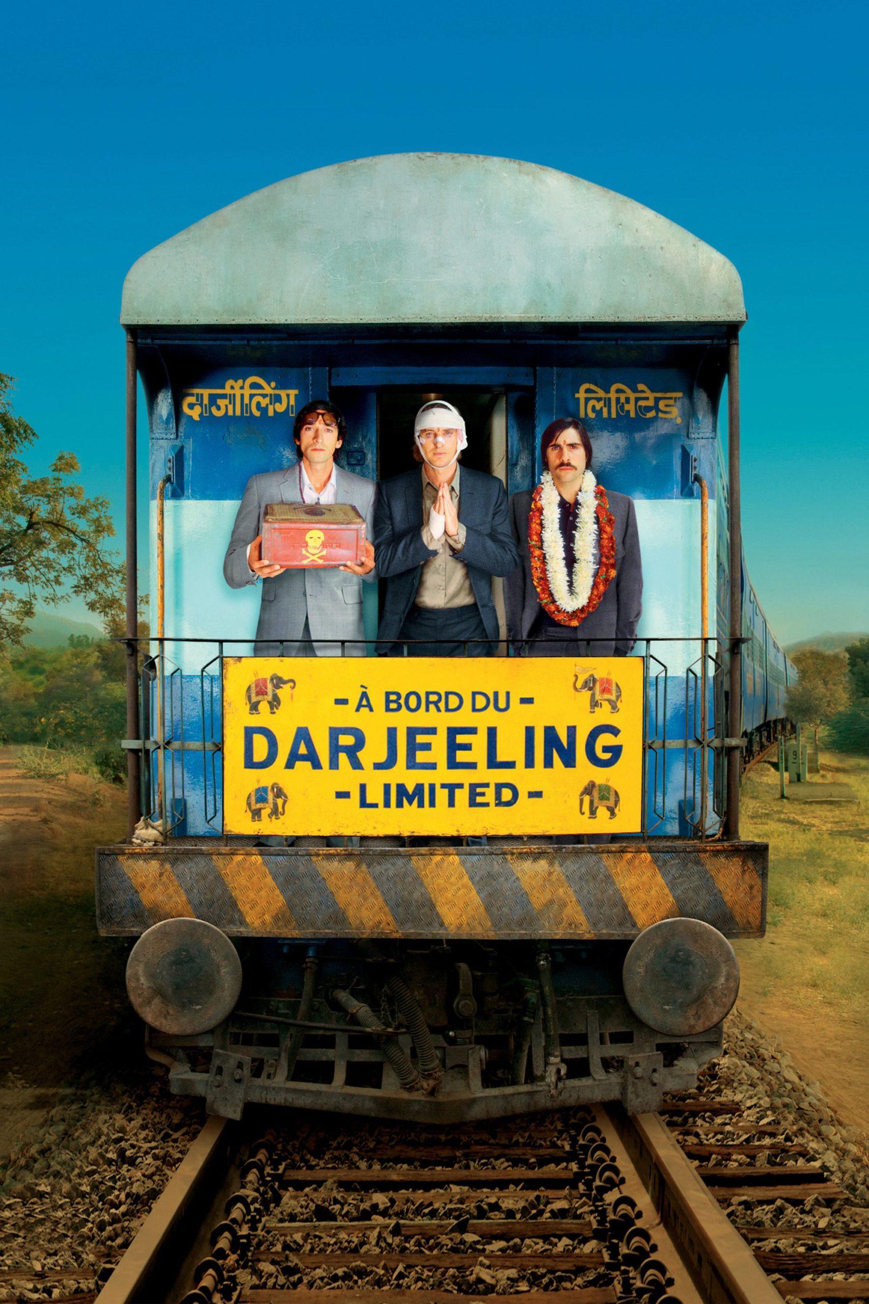 À bord du Darjeeling Limited